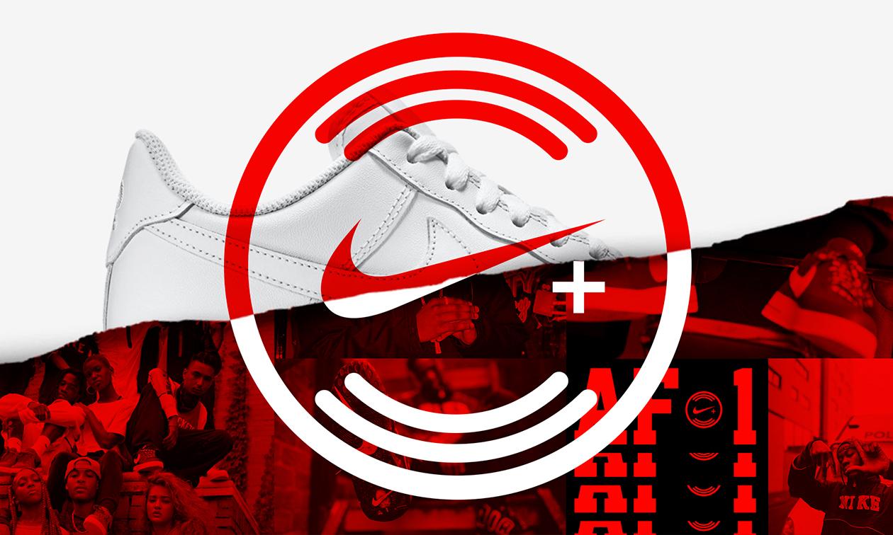 Nike AF-1 Connect